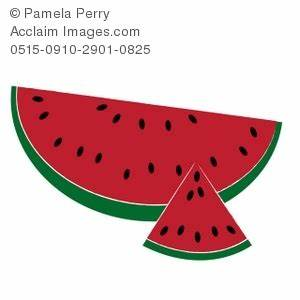 Gallery For > Watermelon Seed Clipart