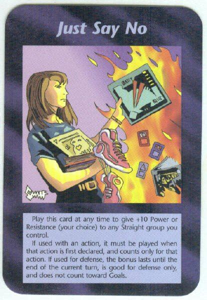 illuminati new world order card all cards illuminati just say no new world order trading card
