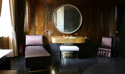 art deco bathrooms  quai dorsay chiara colombini