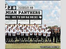 Permian Panthers MOJO Football