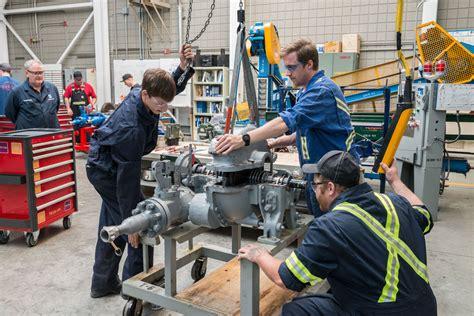 Industrial Mechanic (Millwright) - NAIT