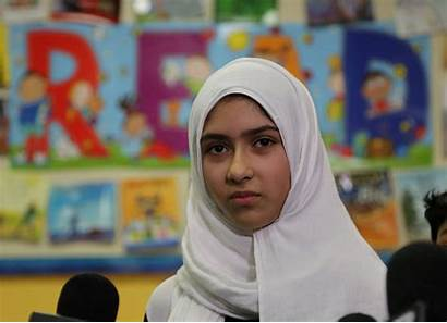 Hijab Khawlah Noman Cut Canada Muslim Police