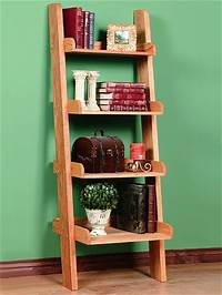 fine diy ladder bookshelf How to Build a Ladder Bookcase - Bookcase Projects - Built-ins, Shelves & Bookcases. DIY Advice
