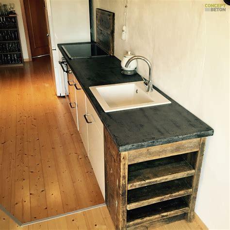Küchenarbeitsplatte Aus Beton Erfahrungen by Arbeitsplatten Aus Beton