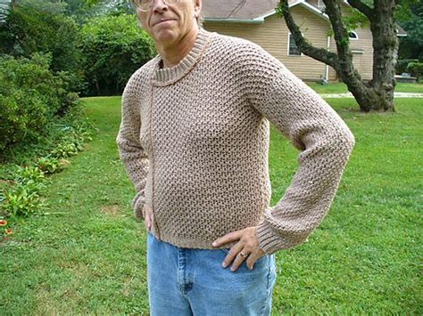 crochet sweater patterns  men crochet patterns