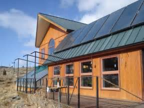 Energy Efficient Small House Plans An Optimally Efficient Grid Passive And Active Solar Home Green Passive Solar Magazine