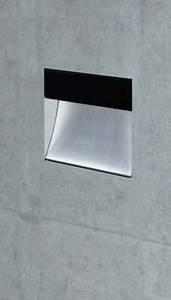 Beton Verputzen Außen : wandeinbauleuchte f r beton und fassade modern palo tulux ~ Eleganceandgraceweddings.com Haus und Dekorationen