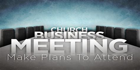 church business meeting clipart clipground