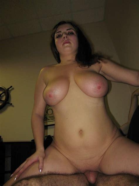 Brunette Big Tits Kitchen