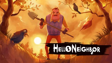 hello neighbor by tinybuild beta 3 now out alpha 2 now free gaming cypher