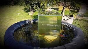 Bassin De Jardin Pour Poisson : bassin avec observatoire aquarium pour voir ses poisson de ~ Premium-room.com Idées de Décoration