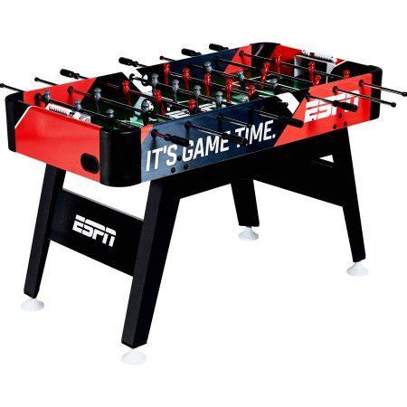 Espn 54 Inch Foosball Soccer Table Walmart Com
