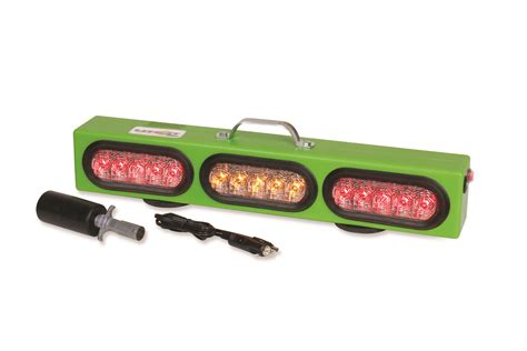 lite it wireless 25 quot led light bar with custer