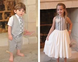 Tenue Garçon D Honneur Mariage : tenues et accessoires pour enfants d 39 honneur the c r monie la que ~ Dallasstarsshop.com Idées de Décoration
