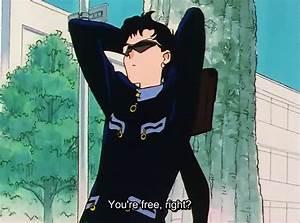 sailor moon usa... Seiya Kou Quotes