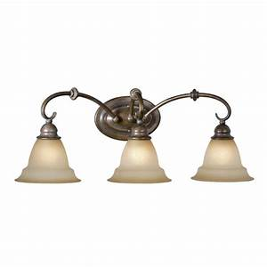 Awesome bronze bathroom light fixtures design oil