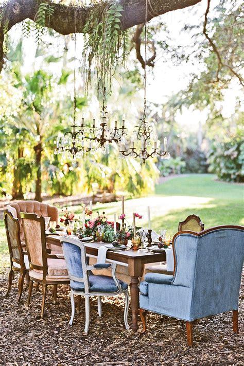 Garden Decorations Uk by Garden Wedding Theme Decor Bridesmagazine