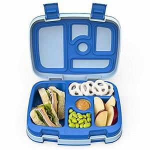 Bento Box Brotdose : bentgo kids kinder lunchbox bento box brotdose mit 5 ~ A.2002-acura-tl-radio.info Haus und Dekorationen