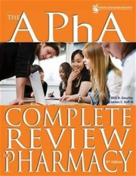 Apha Pharmacy by The Apha Complete Review For Pharmacy By American