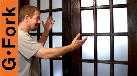 Frost Glass Easy Diy How To  Window Frosting Film