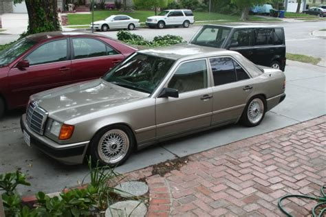 Slammed W124 - Cars One Love