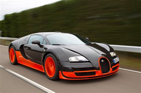 This List Of The World's Top 10 Fastest Cars Will Get Your ...