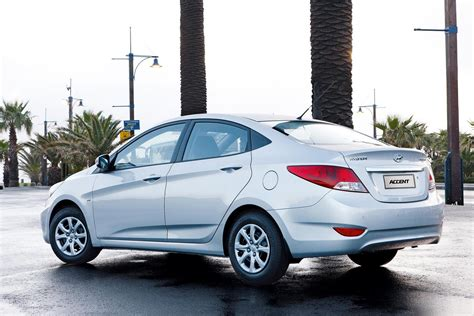 Brand New Hyundai Accent A Sure Hit  Bmw Car Gallery Image