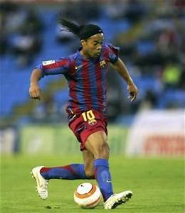 The Brazilian great Ronaldinho managed to invent at least ...