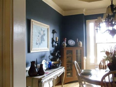 behr english channel   home navy bedrooms