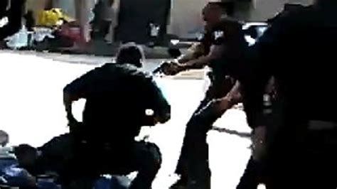 """Update Lapd Cops Shoot Man In Street """"he Reached For My"""