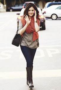 Lucy Hale's Style