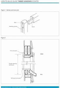 Reverse Brick Veneer Construction  Timber Window