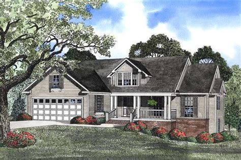 traditional country ranch farmhouse house plans home