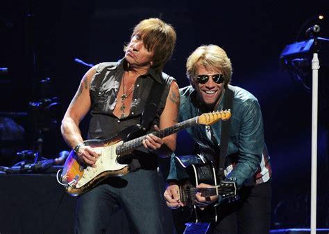 Bon Jovi Guitarist Richie Sambora Booted From Band