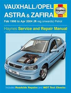 Vauxhall  Opel Astra  U0026 Zafira Feb 1998