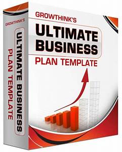 ultimate business plan template recomended products With growthink s ultimate business plan template
