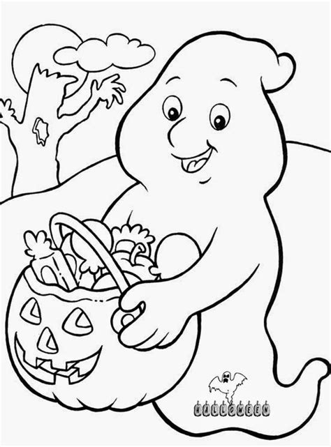 ghost coloring pages realistic coloring pages