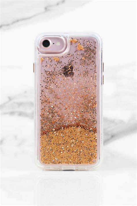 glitter iphone castify gold chrome iphone glitter 40 00 tobi