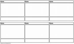 blank film storyboard template storyboard by anna warfield With film storyboard template word