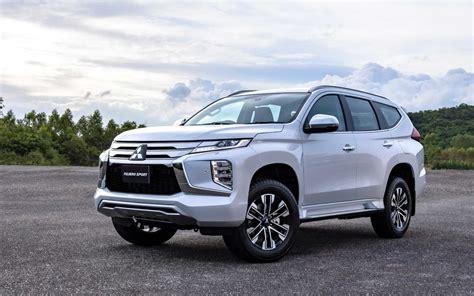 The wait is finally over, new pajero sport is coming Mitsubishi Pajero Sport 2020 | SUV Drive