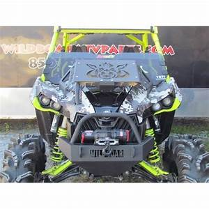 Can 1000 Front Bumper All Years  U0026 Models