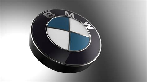 Logo 3d by Bmw Logo 3d Modelnot Decal 3d Model Obj Stl Sldprt Sldasm