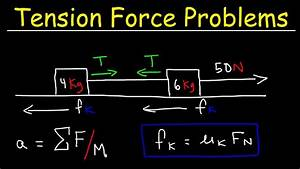 Calculating The Tension Force Between Blocks Using Free
