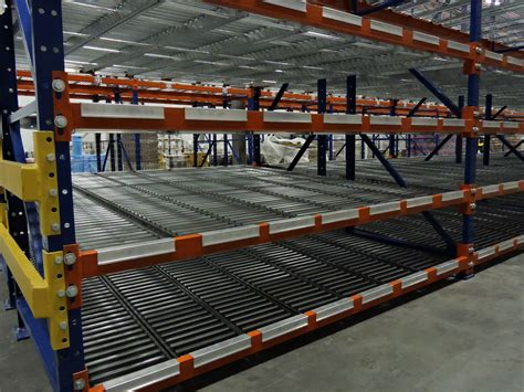 pallet flow rack we design flow rack systems to solve your warehouse