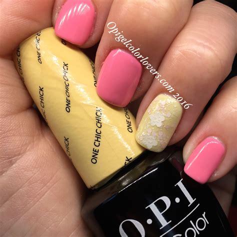 manicure monday  chic chick petal soft suzi nails