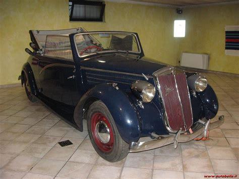 Image Gallery Lancia Aprilia 1938 Car
