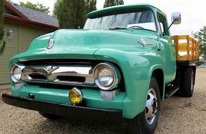 1956 Ford F350 Pickup Truck For Sale  Photos  Technical