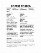 Cv Template Word 2013 Template Word 2010 How To Make A Manual In Word With Word 2013 Resume Resume Templates Word 2013 Best Free Microsoft Word Resume Templates Extra Curricula Activities