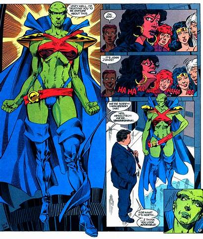 Comics Comic Transgender Woman Thor Characters Martian