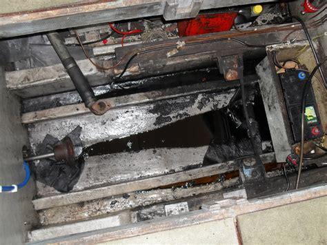 marine installers rant   horror filthy bilges